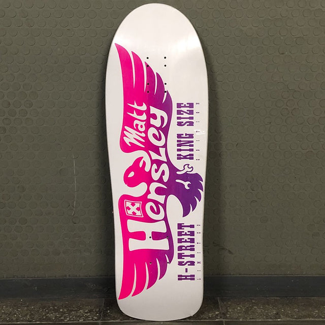 H-Street Hensley Kingsize Eagle 9.75 Reissue Skateboard Deck- Tabla Skate - Furtivo! Skateboarding