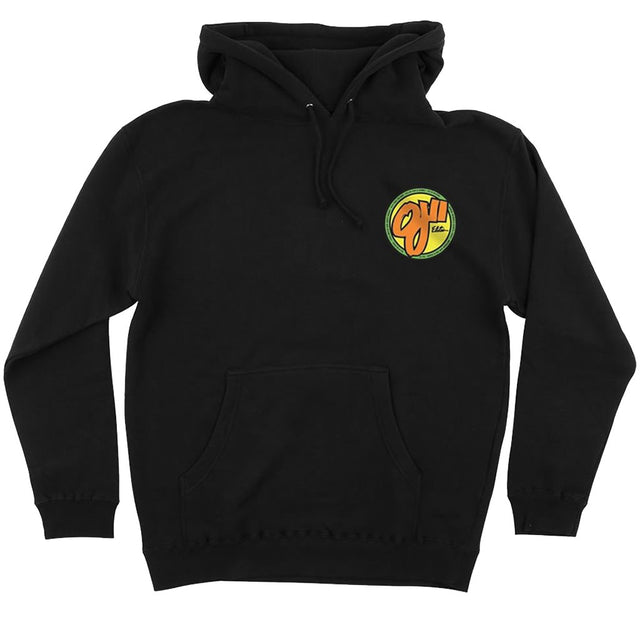 Oj Wheels Hood Elites Black -Sudadera - Furtivo! Skateboarding