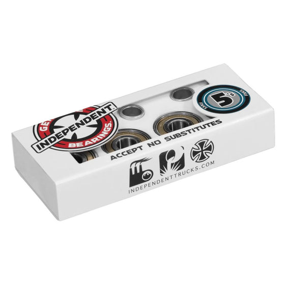 INDEPENDENT ABEC 5 Genuine Bearings - Rodamientos - Furtivo! Skateboarding