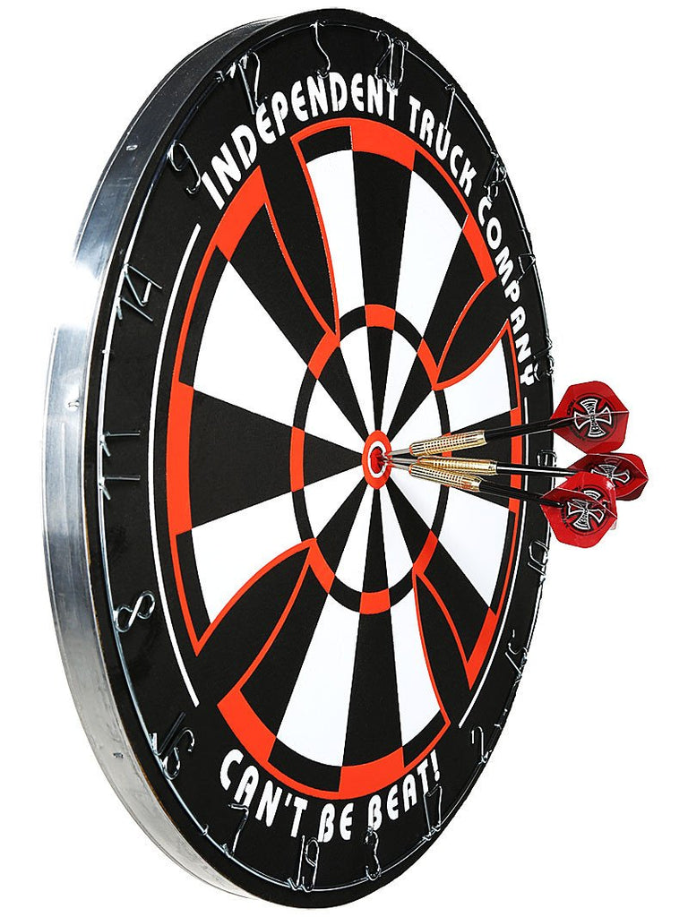 INDEPENDENT TRUCK CO BULLSEYE DARTBOARD