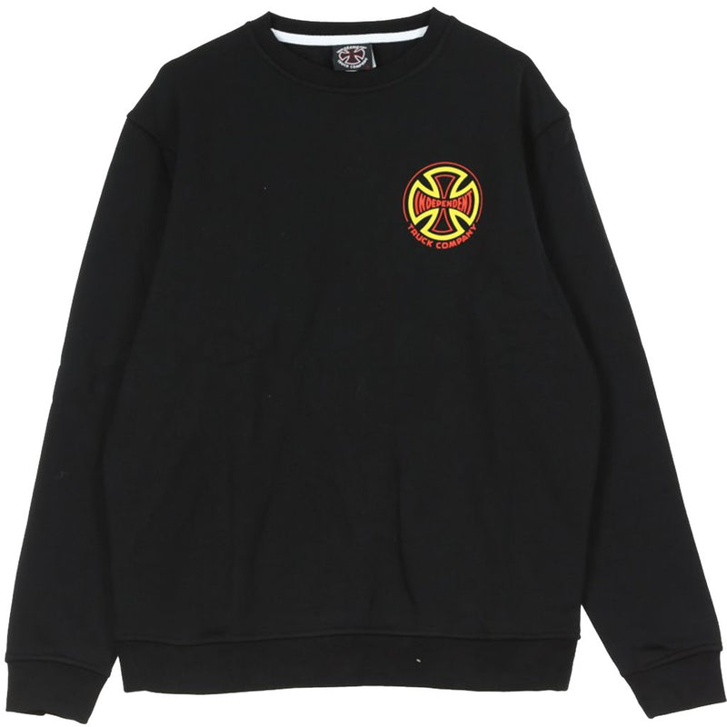 Independent Crew Two Tone Black -Sudadera - Furtivo! Skateboarding