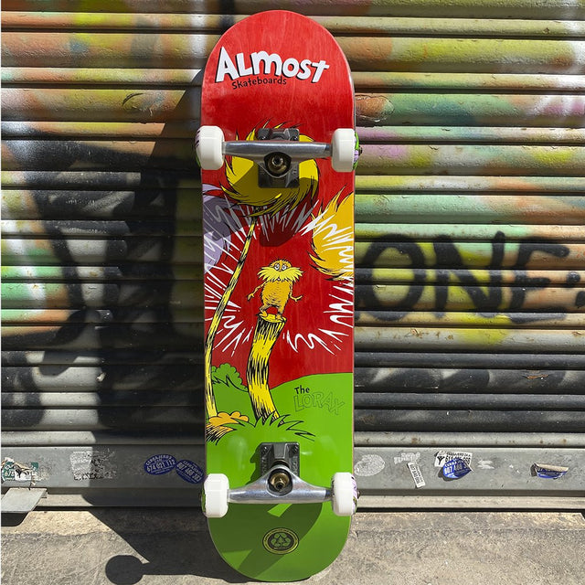 Almost Lorax Premium FP Complete 8.0 Skateboard Completo - Completos - Furtivo! Skateboarding