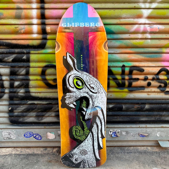 MADNESS Rune Destroyer R7 9.75 Skateboard Deck-Tabla Skate - Furtivo! Skateboarding