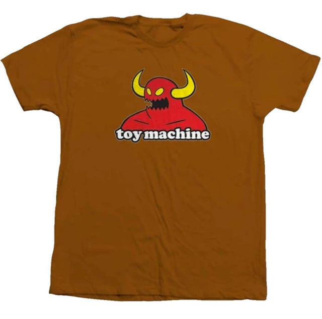 Toy Machine Monster Austin T-Shirt- Camiseta Ropa Toy Machine