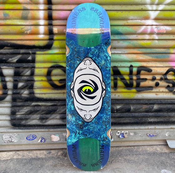 Madness Minds Eye Popsicle 8.125 SLICK R7 Skateboard Deck-Tabla Skate Tabla/Deck Madness
