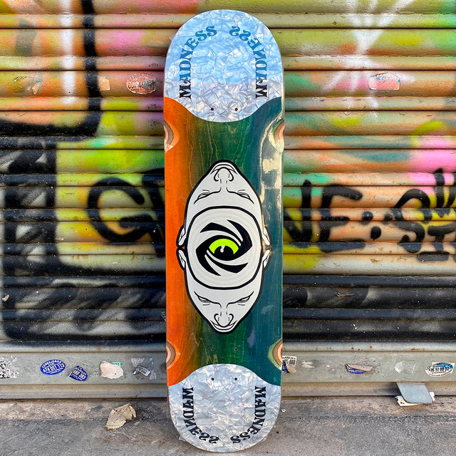 Madness Minds Eye Popsicle 8.125 SLICK R7 Skateboard Deck-Tabla Skate - Furtivo! Skateboarding