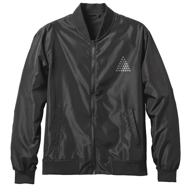 Madness Skateboards Pyramid Bomber Jacket-Chaqueta - Furtivo! Skateboarding