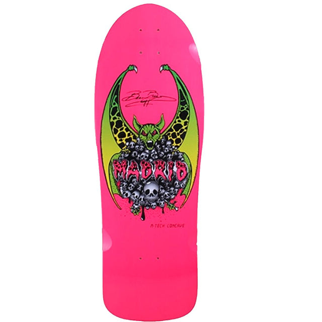 Madrid Skateboards Beau Brown OG Reissue Skateboard Deck- Tabla - Furtivo! Skateboarding
