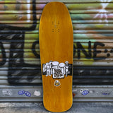 New Deal Howell Tricicle Kid Screen Printed Reissue Skateboard Deck- Tabla Skate - Furtivo! Skateboarding