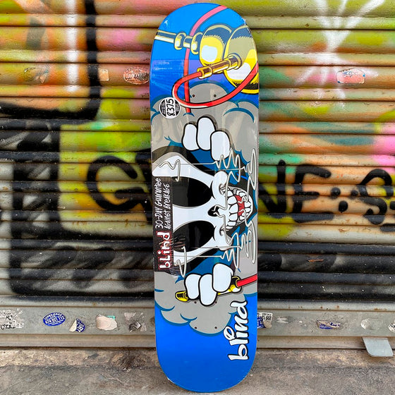 Blind Reaper Character Nassim R7 8.375 Skateboard Deck -Tabla Tablas Blind Skateboards