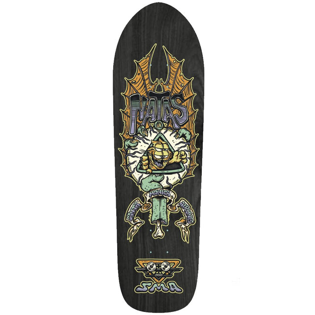 Santa Monica Airlines Natas Phil Guy Deck Skateboard Deck Prebook- Tabla Skate - Furtivo! Skateboarding