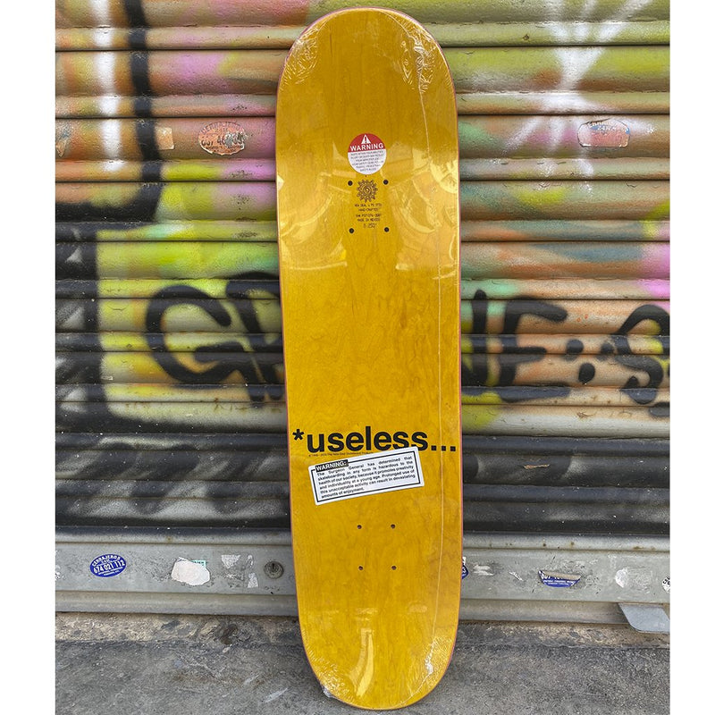 New Deal Rocking Horse Modern Popsicle Deck 8.25 Skateboard Deck- Tabla Skate - Furtivo! Skateboarding