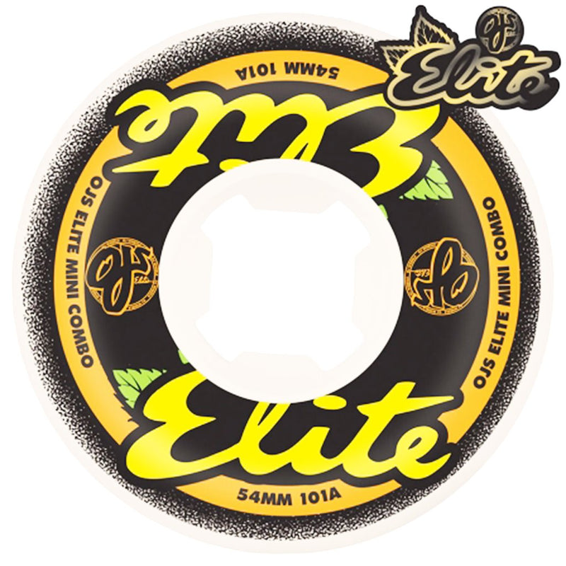 OJ WHEELS ELITE Mini Combo 54MM - Ruedas - Furtivo! Skateboarding