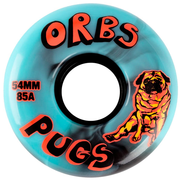 ORBS Pugs Conical 85A 54mm - Ruedas Skate - Furtivo! Skateboarding