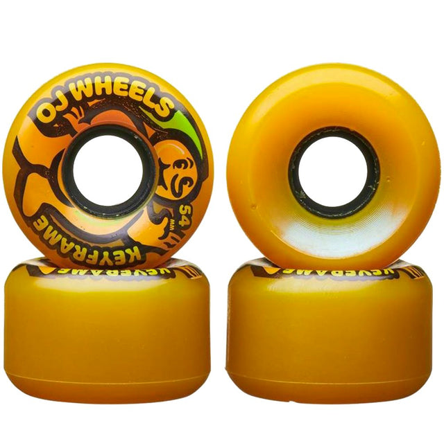 Oj Wheels Mango Keyframe 87A 54MM - Ruedas Ruedas OJ Wheels