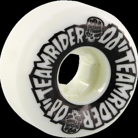 RUEDAS/WHEELS OJ WHEELS TEAMRIDER HARDLINE 53MM - Furtivo Skateboarding