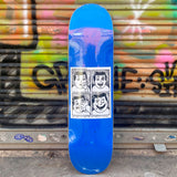 Polar Aaron Herrington 8.25 Skateboard Deck-Tabla Skate - Furtivo! Skateboarding