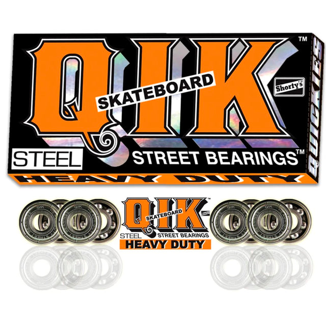 Shorty's QIK Street Bearings - Rodamientos - Furtivo! Skateboarding
