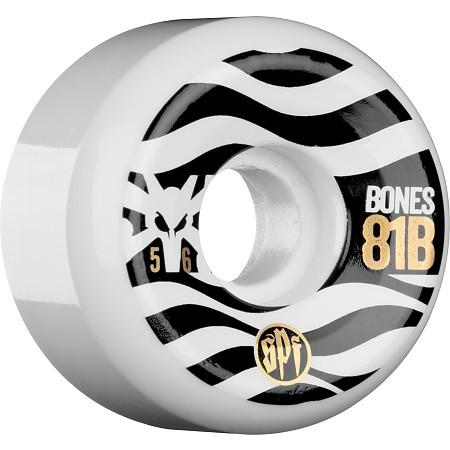 RUEDAS/WHEELS BONES EIGHTY ONES 56MM