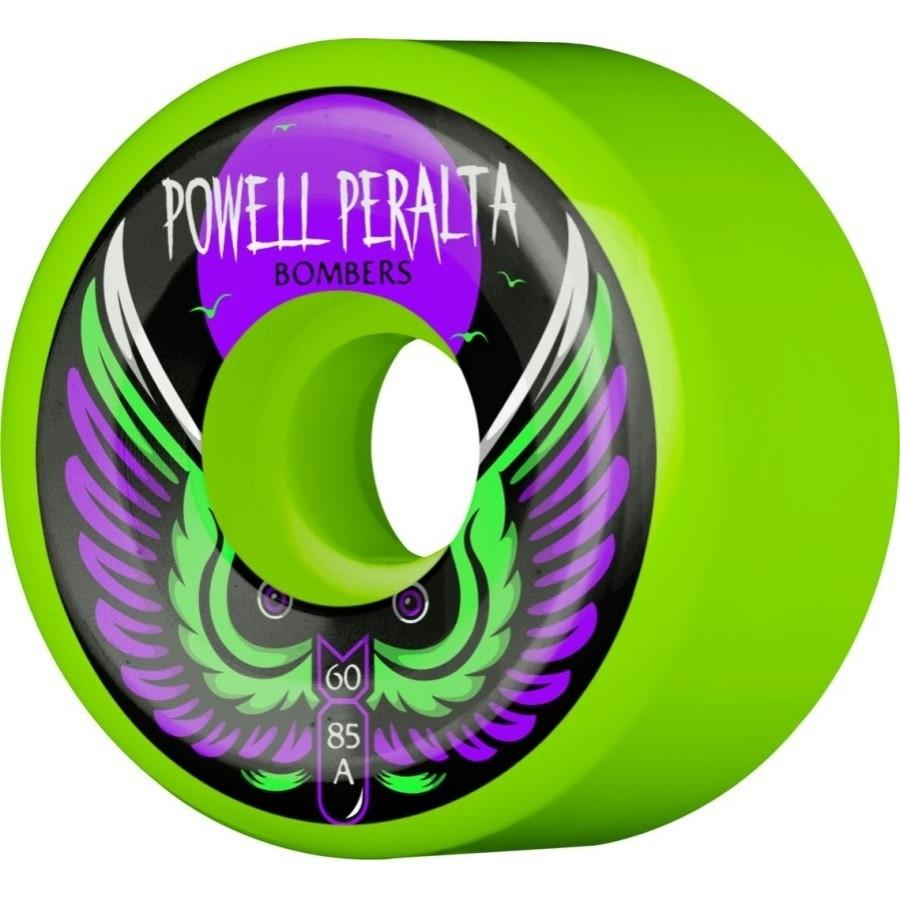 RUEDAS/WHEELS POWELL PERALTA BOMBERS 60MM