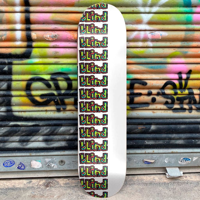 Blind Repeat Rail RHM 7.75 Skateboard Deck -Tabla - Furtivo! Skateboarding