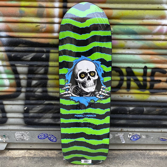 Powell Peralta Old School Ripper Reissue 10.0 Skateboard Deck- Tabla - Furtivo! Skateboarding