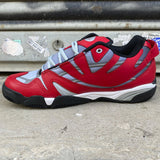 eS Sparta Red Grey Red Black Reissue shoes-Zapatillas - Furtivo! Skateboarding
