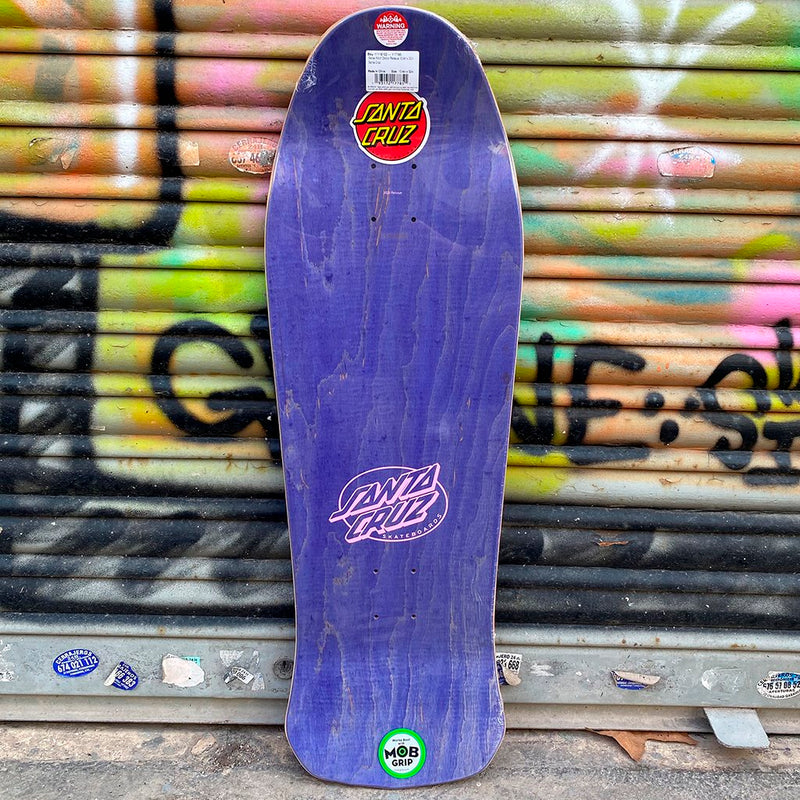 Santa Cruz Salba Witch Doctor 10.4 Skateboard Deck- Tabla Skate - Furtivo! Skateboarding