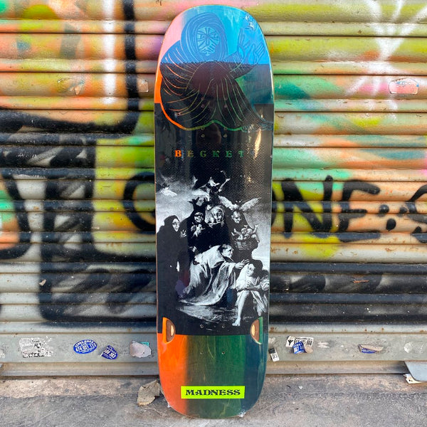 MADNESS Sam Spell Bound Impact Light 8.75 Skateboard Deck-Tabla Skate - Furtivo! Skateboarding