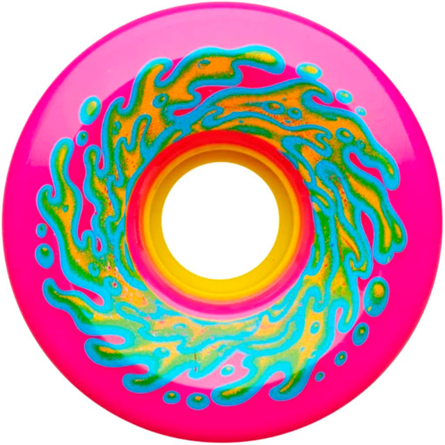 Santa Cruz Slime Balls  66 MM Reissue Wheels- Ruedas - Furtivo! Skateboarding