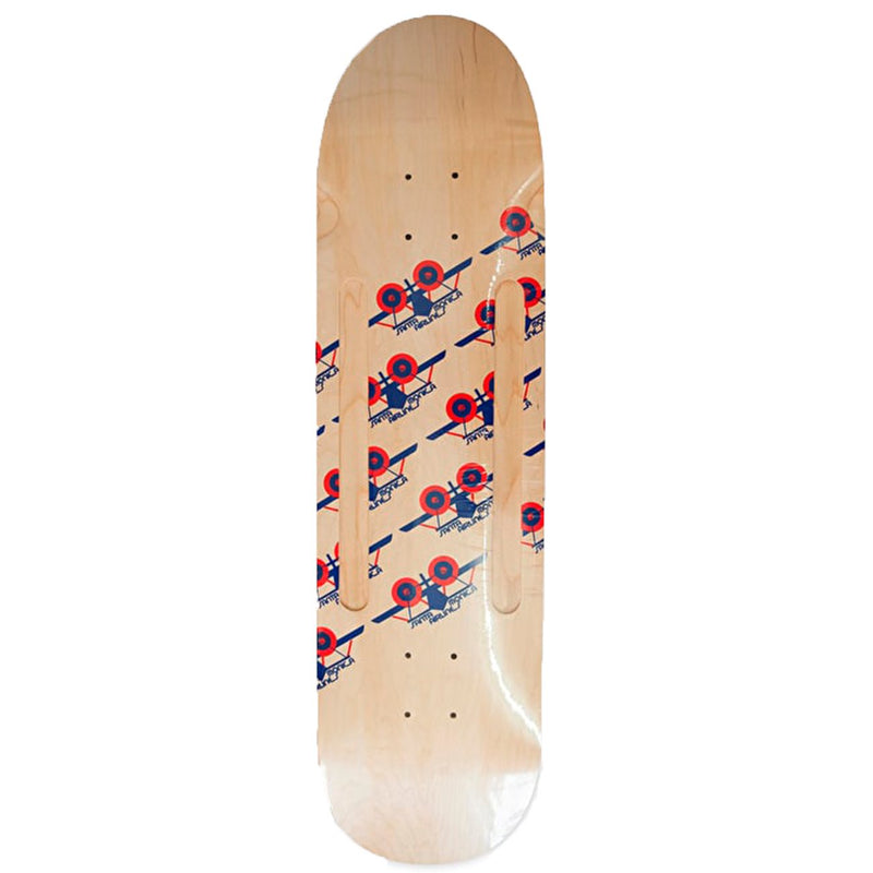 Santa Monica Airlines New Skipper Skateboard Deck Reissue- Tabla Skate - Furtivo! Skateboarding