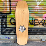 New Deal Sargent Killer Screen Printed Natural Reissue Skateboard Deck- Tabla Skate - Furtivo! Skateboarding