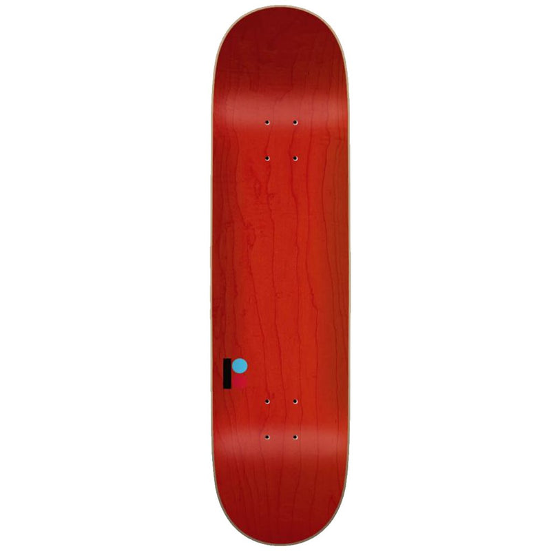 Plan B Second Hand Smoke 7.75 Skateboard Deck Tabla Skate - Furtivo! Skateboarding
