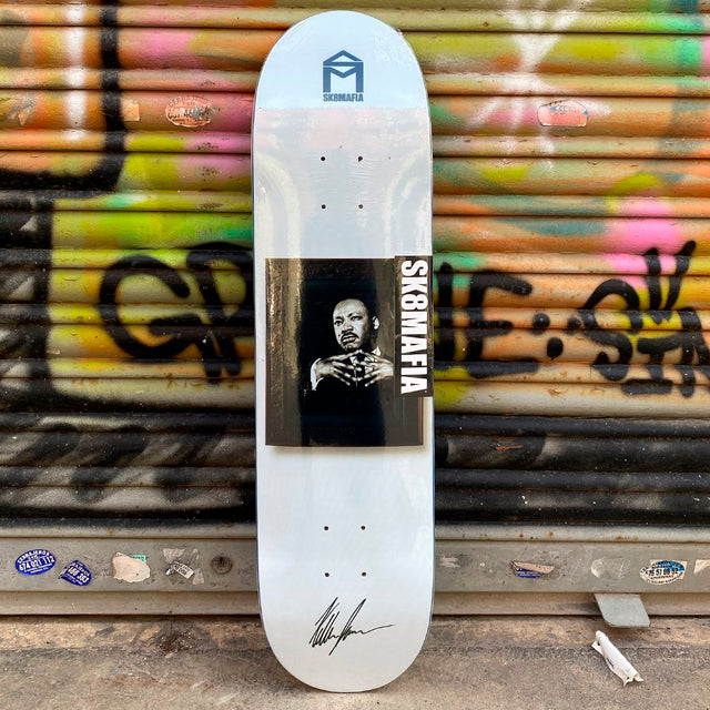 "Skate Mafia Kellen James ""Wall Bangers"" 8.0 x 32 Deck Tabla Skate - Furtivo! Skateboarding"