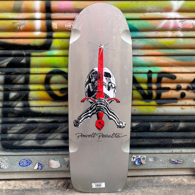 Powell Peralta Ray Rodriguez Skull and Sword OG Skateboard Deck- Tabla Skate Tablas Powell Peralta