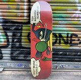 Toy Machine 8.25 Slap Skateboard Deck- Tabla Skate Tabla/Deck Toy Machine