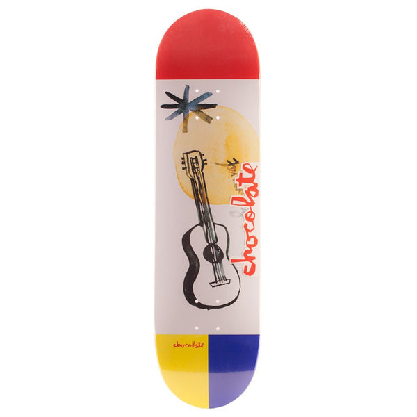 Tabla Chocolate Espana Jesus Fernandez Skateboard Deck