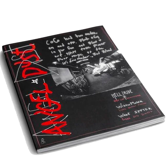 Thrasher Angel Dust Limited Edition Zine -Libro - Furtivo! Skateboarding