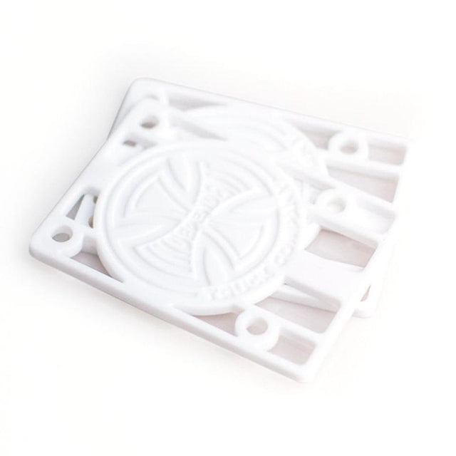 Elevador/Riser Pad 1/8 Blanco Independent Trucks Independent