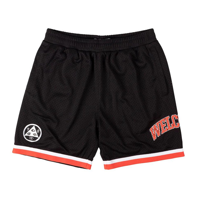 Welcome League Mesh Basketball Shorts - Pantalon Corto Ropa Welcome Skateboards