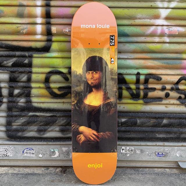 Enjoi Louie Barletta 7.75 Skateboard Deck - Tabla Skate Tabla/Deck Enjoi