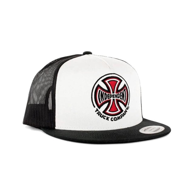 Independent Truck Co. Mesh White/Black Cap - Gorra Gorras Independent