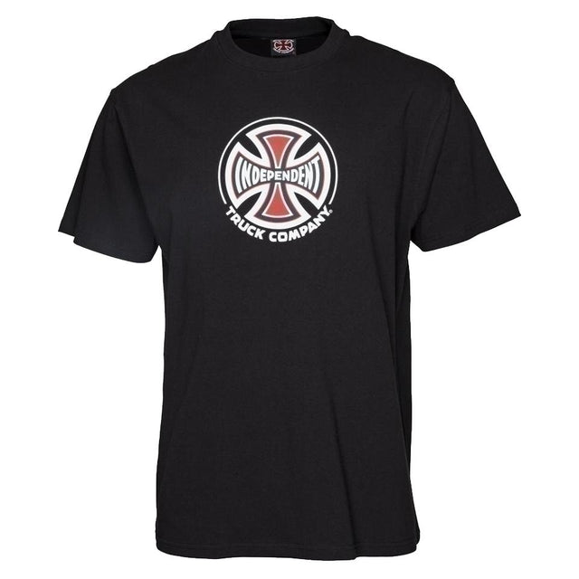 Independent Truck Co. Black T-shirt - Camiseta Ropa Independent