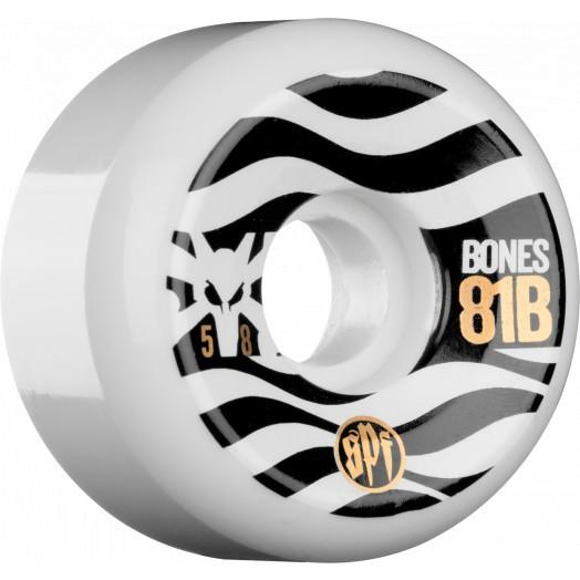 RUEDAS/WHEELS BONES EIGHTY ONES 58MM - Furtivo Skateboarding