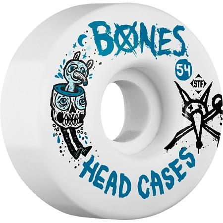 WHEELS BONES WHEELS HEADCASE STREETTECH V1 54MM