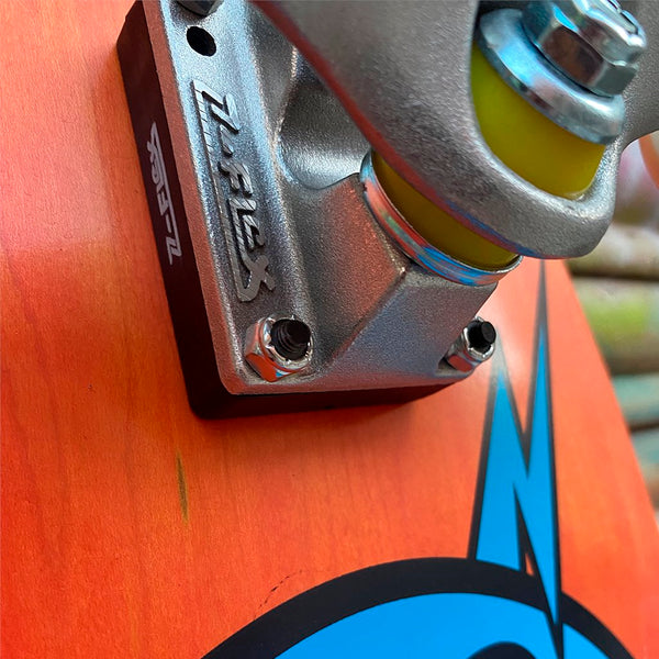 Z-flex Street Rocket Orange Completo - Completos Completos Z-Flex Skateboards