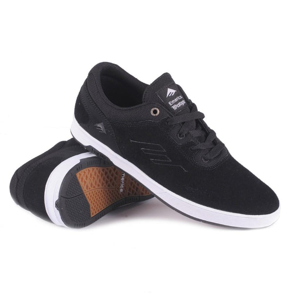 Zapatilla Emerica WESTGATE CC Black/White Skate Shoe