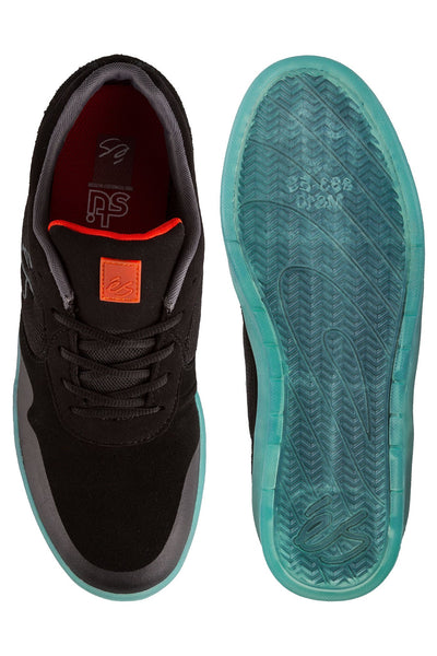 Zapatilla SWIFT BLACK CLEAR BLUE Skate Shoe - Furtivo Skateboarding