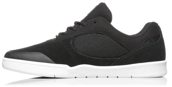 Zapatilla SWIFT BLACK WHITE Skate Shoe - Furtivo Skateboarding