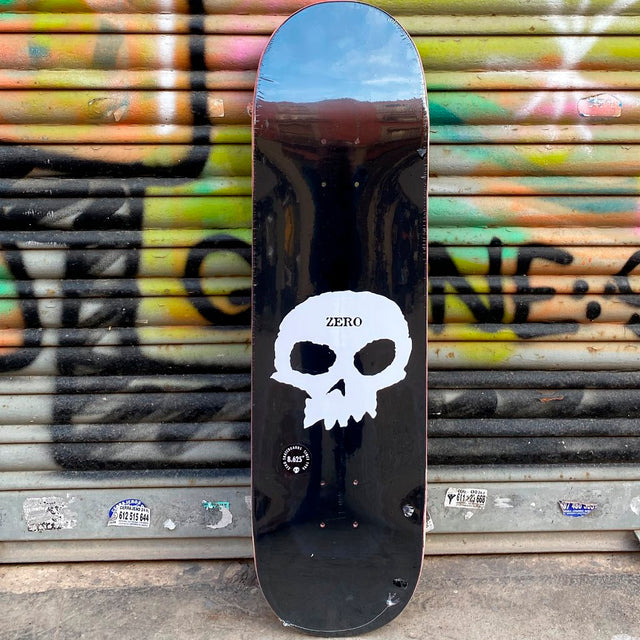 Zero Single Skull 8.625 Skateboard Deck-Tabla Skate Tabla/Deck Zero Skateboards